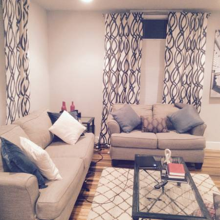 Sofa and Love Seat     $600     View on Craigslist