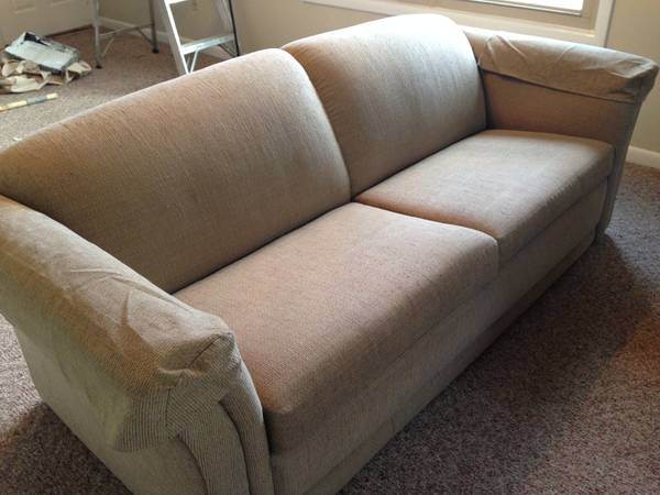 La-z-boy Sleeper Sofa     $475     View on Craigslist