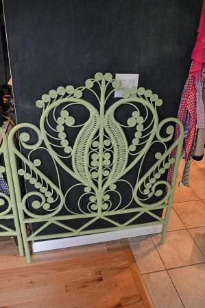 Pair of Twin Headboards     $75   I love these - these are adorable and are a fabulous price. Land of Nod sells a very similar headboard for $399.    See on Pinterest      View on Craigslist