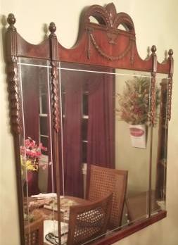 Antique Mirror     $120     View on Craigslist