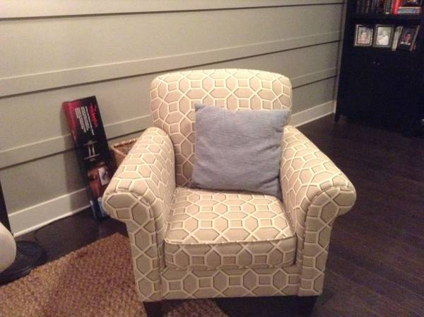 Pair of Club Chairs     $500     View on Craigslist