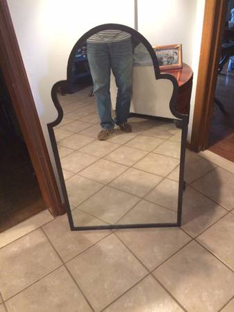 Metal Framed Mirror     $125     View on Craigslist