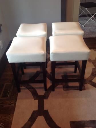 Set of Four Stools     $80     View on Craigslist