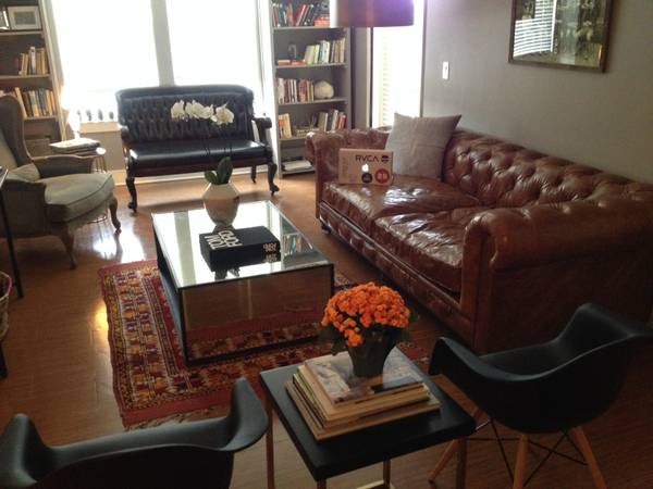 Restoration Hardware Kensington Sofa     $2000     View on Craigslist