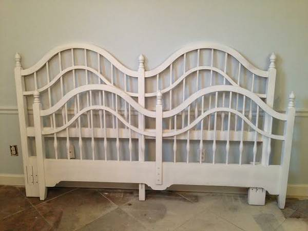 Thomasville King Bed     $100     View on Craigslist