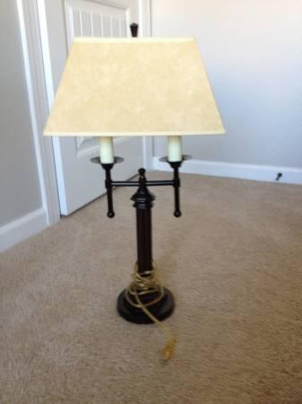 Restoration HardwareTable Lamp     $10     View on Craigslist