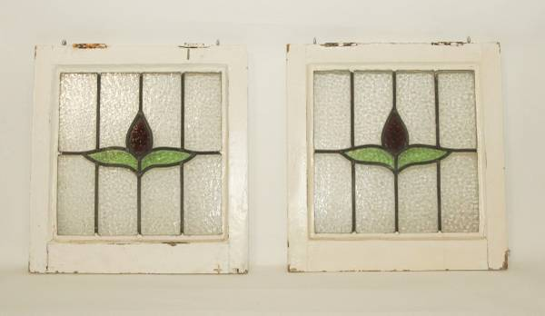Pair of Stained Glass Windows     $145     View on Craigslist