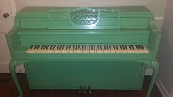 Story & Clark Piano     $125     View on Craigslist