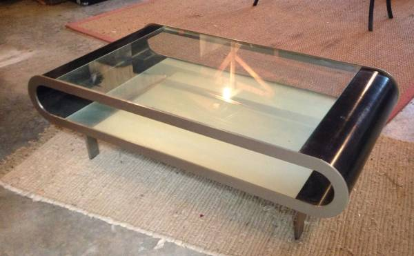 Modern Coffee Table     $250     View on Craigslist