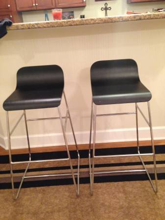 Pair of Barstools     $25     View on Craigslist