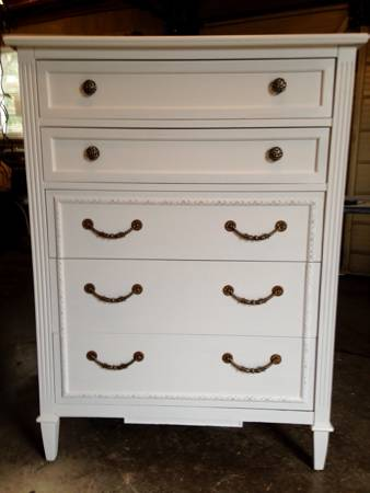 Refinished Drexel Dresser     $250     View on Craigslist