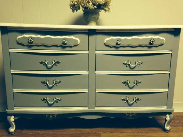 French Provincial Dresser     $200     View on Craigslist