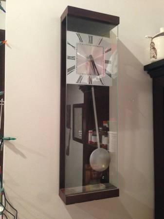 Modern Wall Clock     $30     View on Craigslist