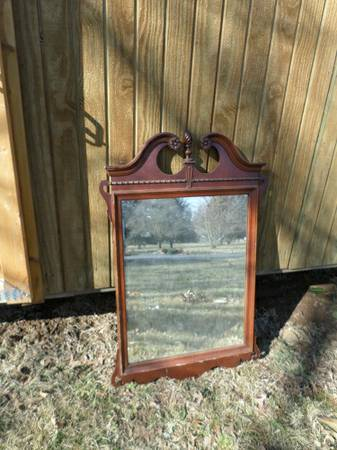 Mirror     $25     View on Craigslist