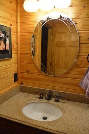 Pair of Oval Vanity Mirrors     $50     View on Craigslist