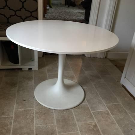 Ikea Tulip Table     $125     View on Craigslist