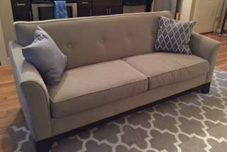 Couch and Love Seat     $600     View on Craigslist
