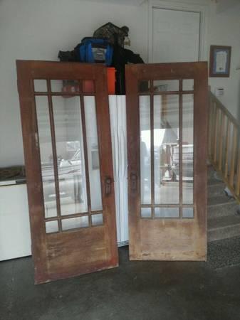 Pair of Antique Doors     $250     View on Craigslist