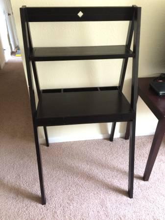 Pair of Leaning Wood Desks     $60     View on Craigslist