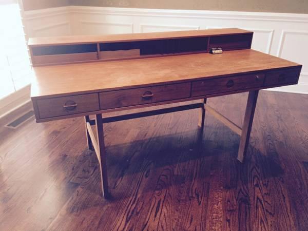 Teak Desk     $175     View on Craigslist