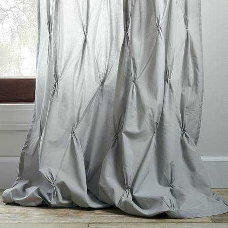 Pair of West Elm Curtains     $75     View on Craigslist