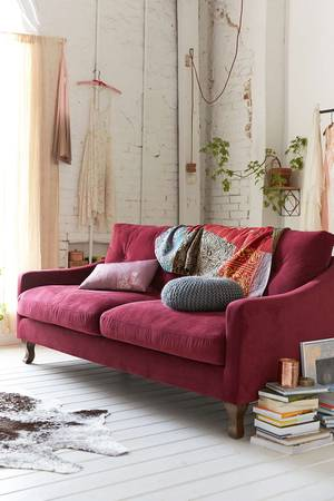 Urban Outfitters Sofa     $500   Like new, this sofa retails for $800.    View on Craigslist