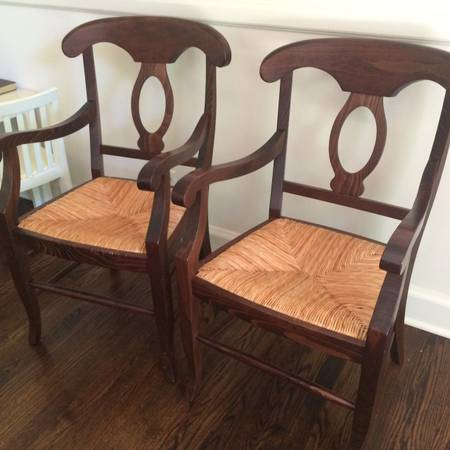 Pair of Pottery Barn Chairs     $100     View on Craigslist
