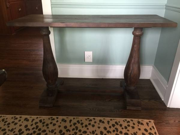 Console/Entry Table     $250     View on Craigslist