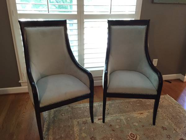 Pair of Accent Chairs     $175     View on Craigslist