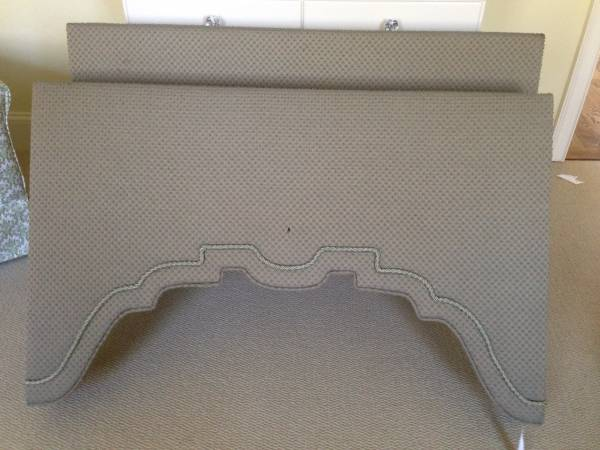 "Pair of Valences     $20   I""m not sure if this is $20 for both or $20 each but either way I think these are a good deal.     View on Craigslist"