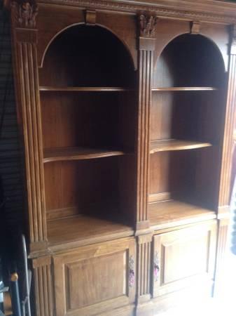 Cabinet/Bookshelf     $100     View on Craigslist