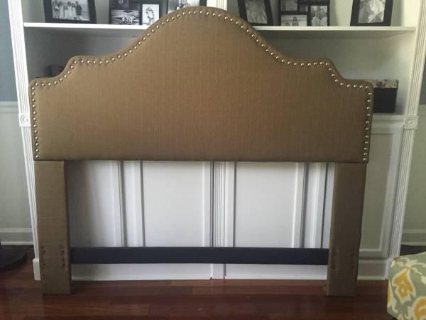 Upholstered Headboard     $100     View on Craigslist