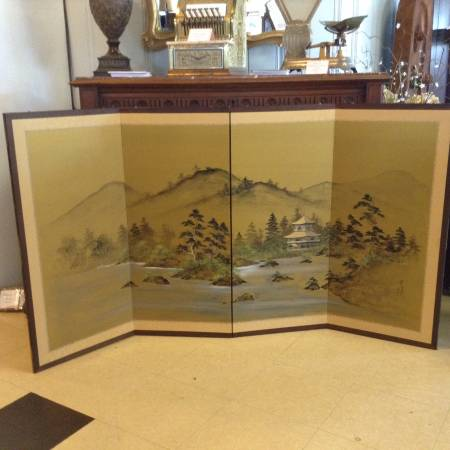 Asian Wall Panel     $60     See on Pinterest      View on Craigslist