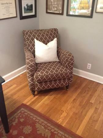 Sprintz Club Chair     $400     View on Craigslist