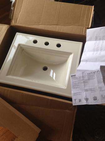 Kohler Sink     $30     View on Craigslist