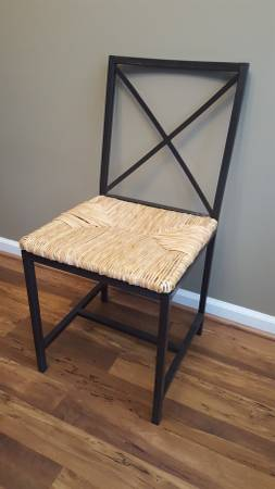 Set of 4 Chairs     $100     View on Craigslist