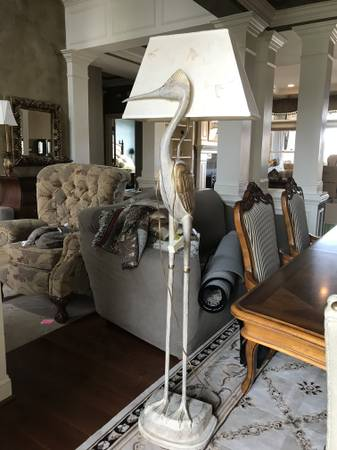 Floor Lamp     $50   This isn't for everyone but could be a fun piece in the right room.    View on Craigslist