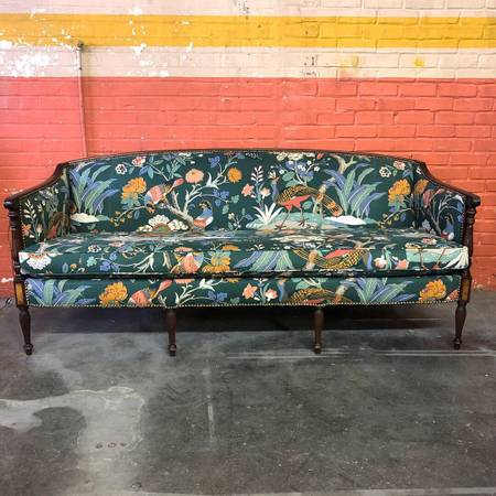 Vintage Sofa     $1800     View on Craigslist
