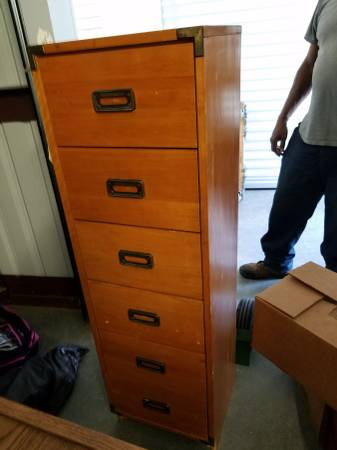 Campaign Style Cabinet     $100     View on Craigslist