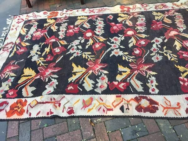 Vintage Rug     $175     View on Craigslist