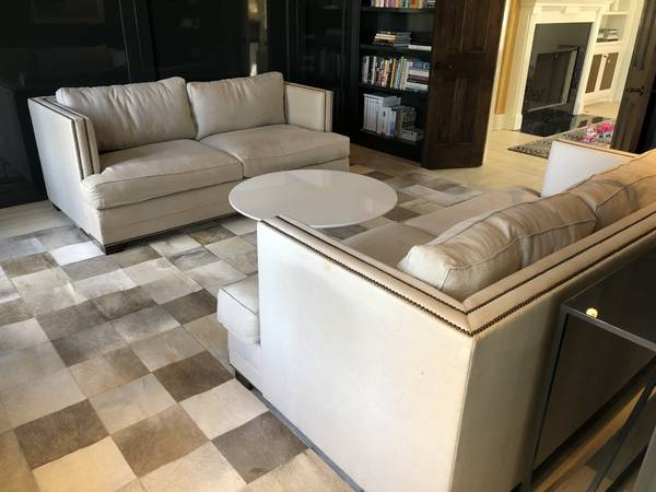 Mitchell Gold Sofas     $1000 each     View on Craigslist