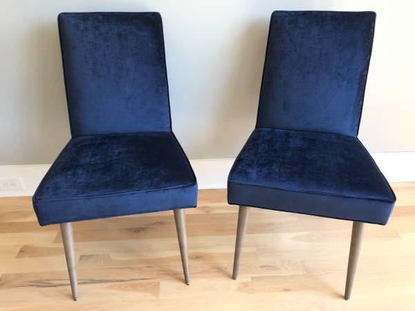 Anthropologie Chairs     $150 each     View on Craigslist