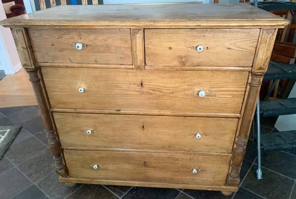 Antique Dresser    $500    View on Craigslist