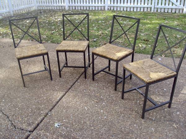 Set of Outdoor Chairs    $75    View on Craigslist