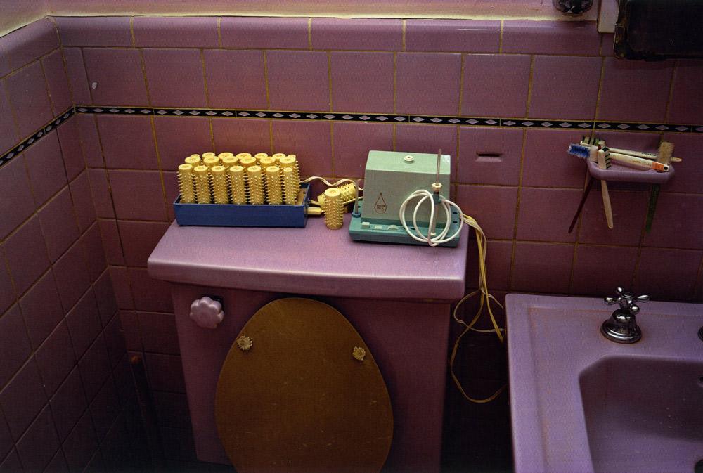 William Eggleston   Untitled (Pink bathroom),1970-1973