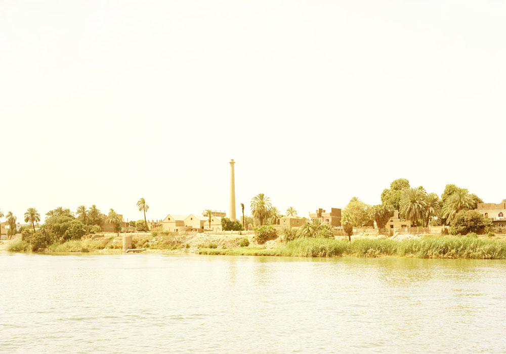 Elger Esser ,  Luxor II, Egypt, 2011