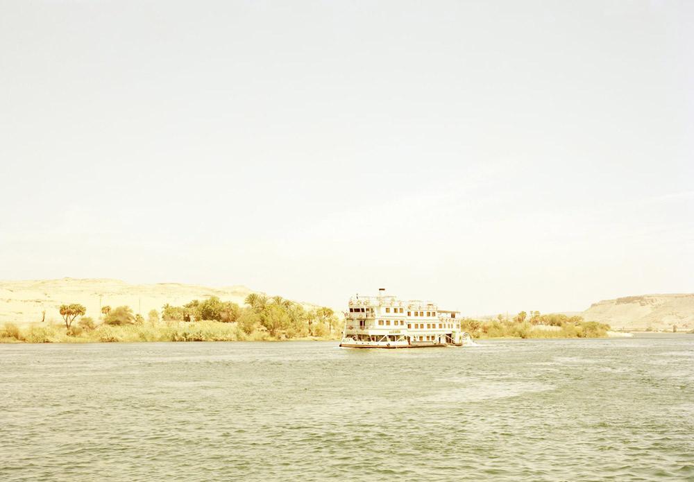 Elger Esser ,  Salwa Bahry II, Egypt, 2011