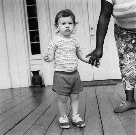 Lowndes County , Mississippi, 1988 Silver Gelatin Print Image 9.75 x 9.75 inches/Sheet 11 x 14 inches