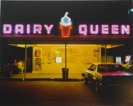 Dairy Queen, Iowa City, Iowa , 1988