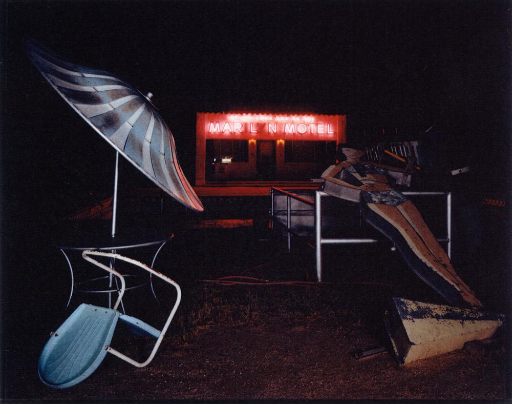 Marilyn Motel, Tuscon, Arizona , 1980